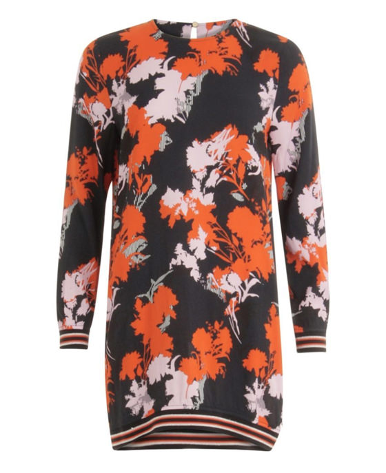 <strong>Coster Copenhagen</strong><br>Forest Print Tunic<br>£119